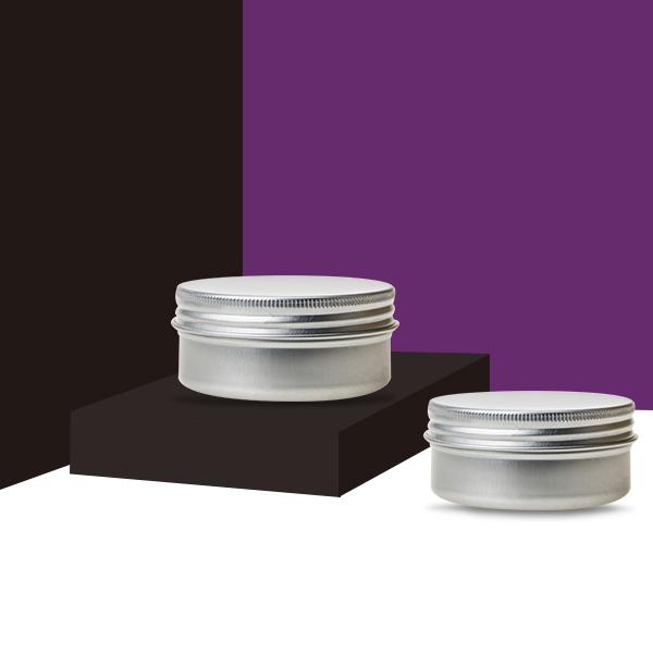 Aluminum Jar for CBD-Melody