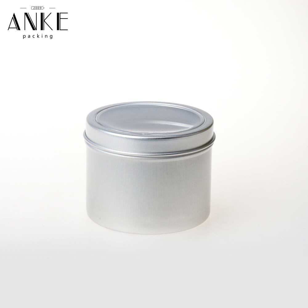 पेंच टोपी CBD एल्यूमीनियम जार उत्पाद